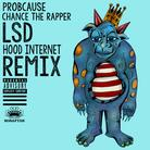 LSD (The Hood Internet Remix)