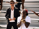 "Robin Thicke Feat. Kendrick Lamar & 2 Chainz  ""Give It 2 U"" Video"