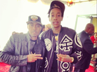 "Wiz Khalifa & Nas Preview ""We Dem Boyz (Remix)"""