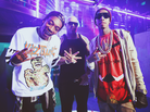 "Wiz Khalifa Says Tyga Dropping Out Of The ""Under The Influence"" Tour Was ""A Wack Move"""