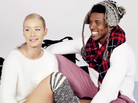 """Iggy Azalea & Nick Young Play Forever 21's """"Questions From A Hat"""""""