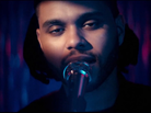 """The Weeknd """"Can't Feel My Face"""" Video (Trailer)"""