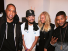 Beyonce, Jay Z, Usher & Ja Rule Attend Chance The Rapper's Show In NYC