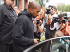 """Kanye West Unveiled A New """"Black/Red"""" Adidas Yeezy Boost 350"""