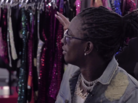 """Watch Young Thug Pick Out The Dress Used On The """"Jeffery"""" Cover"""