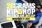 28 Grams: Hip Hop Instagram Recap (Nov 14-20)