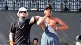 Chance The Rapper Brings Out Justin Bieber At Coachella