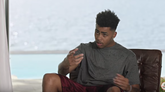 D'Angelo Russell Trolls Himself In New Footlocker Commercial With Ben Simmons