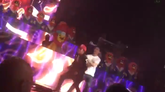Chance The Rapper Tackles Fan Who Attempts To Rush Him On Stage
