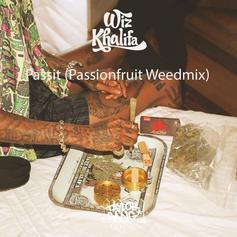 Passit (Passion Fruit Weedmix)
