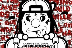 "Cover Art Revealed For Lil Wayne's ""Dedication 4"""