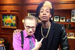 Wiz Khalifa Talks Marriage, Son & Marijuana