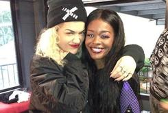 Azealia Banks Starts Beef With Rita Ora Over Jelly Sandals