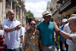 Photos: Jay-Z & Beyonce Celebrate 5-Year Anniversary In Cuba