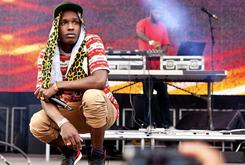 A$AP Rocky Cuts Concert Short After His Supreme Cap Is Stolen