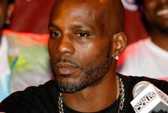 DMX Arrested, Says The Cops Set Him Up [Update: DMX On House Arrest]