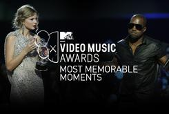 Most Memorable VMA Moments