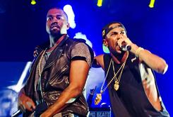 "Big Sean Says Kanye West Is ""Proud"" Of ""Hall Of Fame"""
