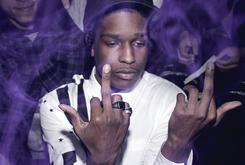 ASAP Rocky Comments On Security Scuffle AT VMAs