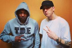 Kendrick Lamar & Eminem Have Not Recorded Together
