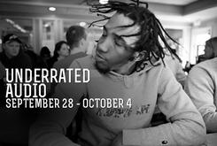 Underrated Audio: September 28- October 4