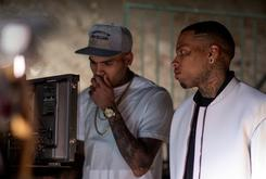 "Exclusive Photos: BTS Of Kid Ink's ""Show Me"" Featuring Chris Brown"