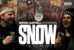 Snow Tha Product Talks On Her First Rap, Her Latin Roots & Chicano Rap With Damon Campbell