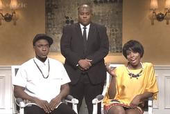 """Jay Z And Solange Incident Spoofed On """"Saturday Night Live"""""""