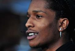 ASAP Rocky Sued For Allegedly Slapping Female Fan