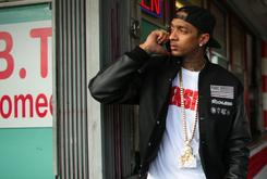 "Nipsey Hussle Arrested For ""Obstructing A Peace Officer"""