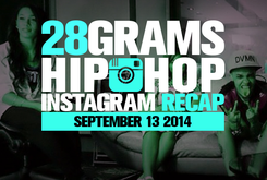28 Grams: Hip-Hop Instagram Recap (Sept. 13)