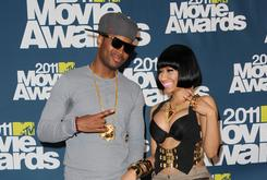 "Safaree ""SB"" Samuels Gets His Nicki Minaj Tattoos Covered Up"