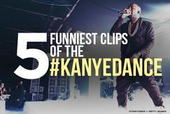 The 5 Funniest Clips Of The #KanyeDance