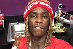 "Young Thug Changes Title Of ""Tha Carter 6"""