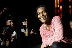 """New Release Date For A$AP Rocky's """"A.L.L.A."""" Surfaces"""