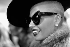 """Amber Rose Reveals """"How To Be A Bad Bitch"""" Book Cover"""