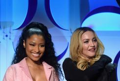 "Madonna Premieres ""Bitch I'm Madonna"" Music Video With Nicki Minaj On TIDAL"