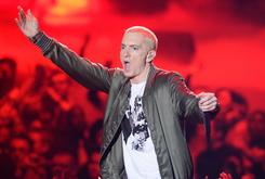 "Eminem Says Hip Hop ""In A Good Place Right Now"""