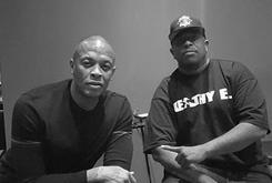 "Dr. Dre & DJ Premier Spotted ""Putting In Work"" Together"