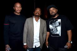 """Ice Cube Says The """"Straight Outta Compton"""" Soundtrack Is Dropping This Week"""
