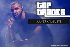 Top Tracks: July 27 - August 2