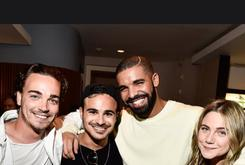 "Drake Reunites With ""Degrassi"" Cast"