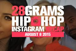28 Grams: Hip Hop Instagram Recap (August 1-7)