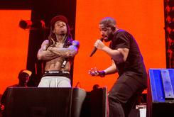 Apple Blocked Tidal From Streaming Drake's Performance At Lil Weezyana Fest