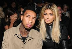 Kylie Jenner Allegedly Caught Tyga Texting A 14-Year-Old Girl