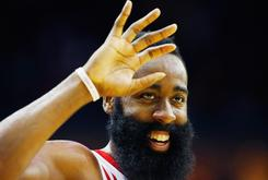 James Harden Gets A Special All-Star Game Sneaker