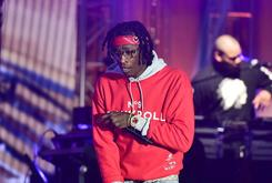 """Young Thug Responds To Plies Calling Him A """"Lower Tier"""" Artist"""