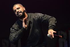 """Drake Reportedly Projects """"Views From The 6"""" Cover On London Building"""