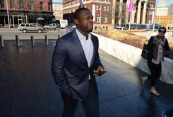 Judge Bans 50 Cent From Having Electronics In The Courtroom
