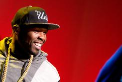 50 Cent Reportedly Donates $100,000 To Autism Speaks In Wake Of Controversy